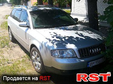 AUDI A6 , обмен 2004