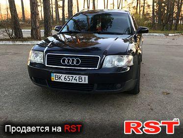 Продам AUDI A6  66c2b43076ec1