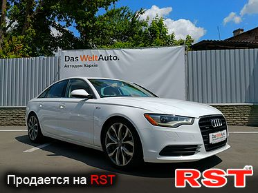 AUDI A6 Supercharged 2013