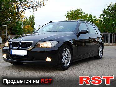 BMW 3-series 318i 2008
