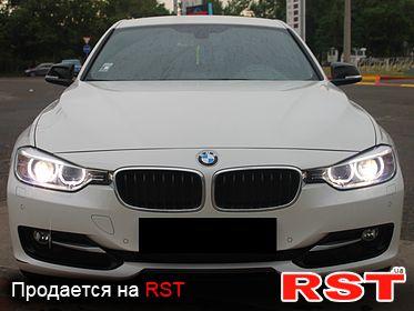 BMW 3-series 320 2013