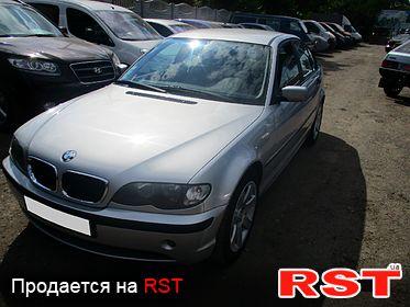 BMW 3-series 320 2002