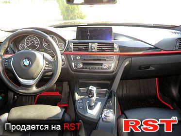BMW 3-series XI 2013