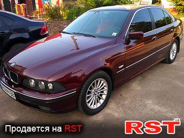 продаю седан Bmw 5 Series 523i Individual на сайте Rst объявления