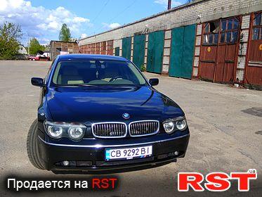 BMW 7-series E66, обмен 2004