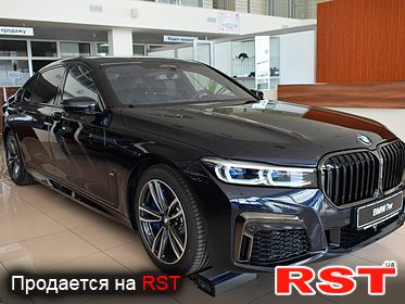 BMW 7-series 730Ld xDrive 2019