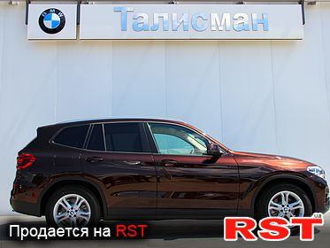 BMW X3 sDrive20i 2019