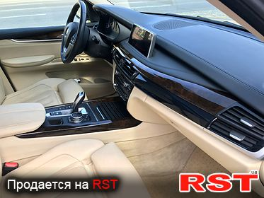 BMW X5 XDrive INDIVIDUAL 2015