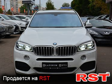 BMW X5 50i Individual M-pkg 2016