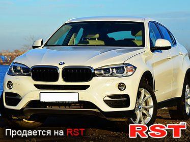 BMW X6 PRESTIGE, обмен 2016