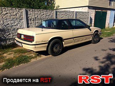 BUICK Regal Custom 1988