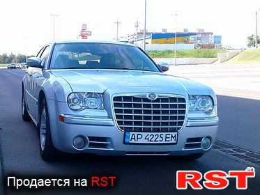 CHRYSLER 300C , обмен 2005