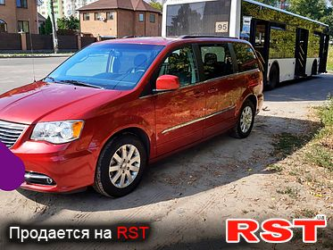 CHRYSLER Town Country  2016