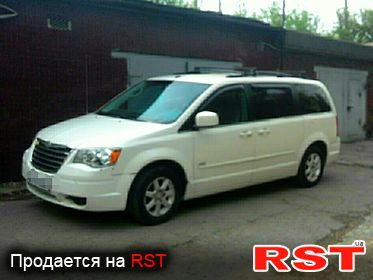 CHRYSLER Town Country , обмен 2008
