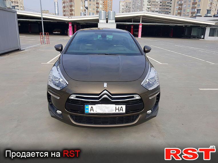 b08089b77065 автофото объявления  продаю CITROEN DS5 16300, автомобиль 2012 года выпуска,  г. Киев