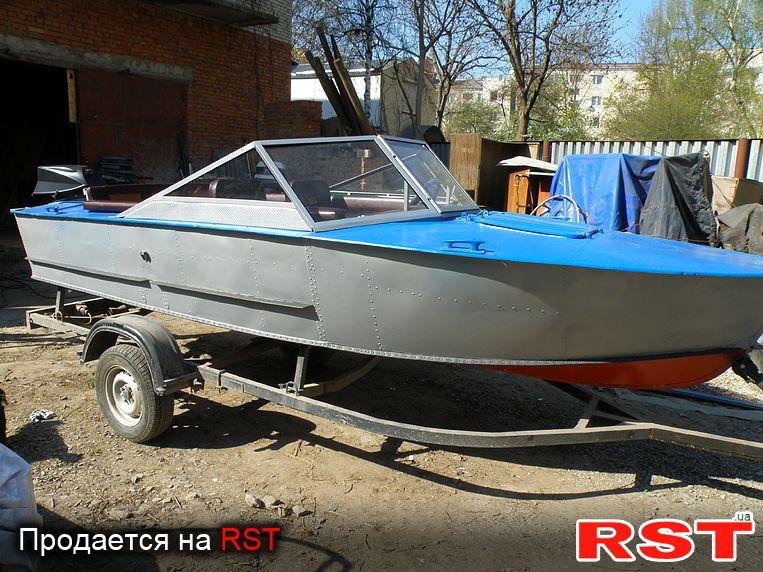 продажа лодки прогресс в спб