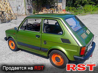 FIAT 126  1981