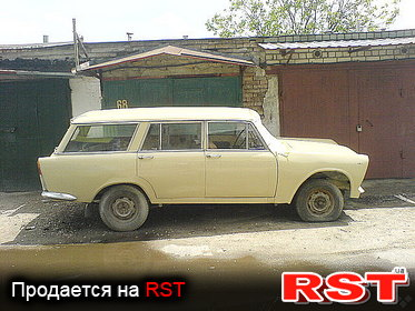 FIAT 2300 Lusso 1967