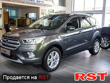 FORD Kuga LUX 2019