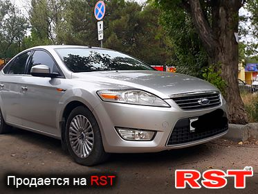 FORD Mondeo , обмен 2008