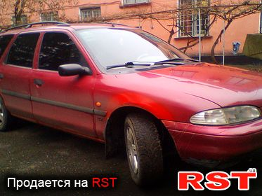FORD Mondeo , обмен 1994