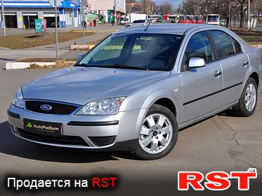FORD Mondeo  , обмен 2004