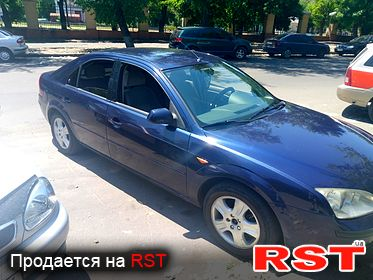 FORD Mondeo , обмен 2001