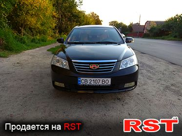 GEELY Emgrand-7  2011