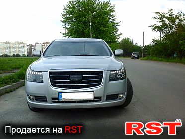GEELY Emgrand-8  2013