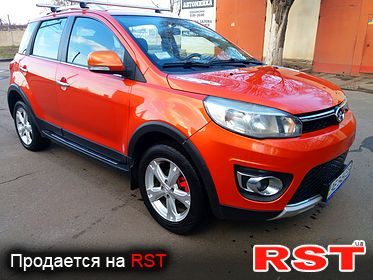 GREAT WALL Haval M4 , обмен 2013