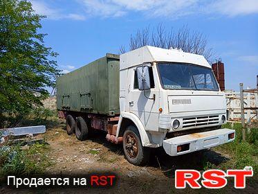 КАМАЗ 5320 , обмен 1986