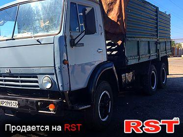 КАМАЗ 53228 , обмен 1994