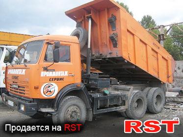 КАМАЗ 65111 5 2007