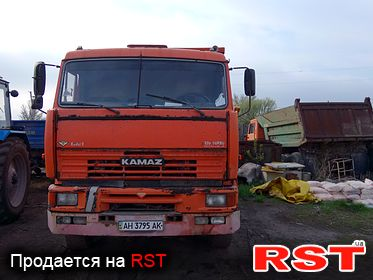 КАМАЗ 6520  2008
