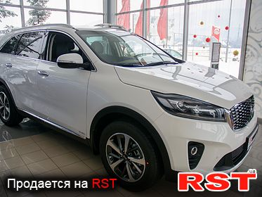 KIA Sorento Luxury 2018