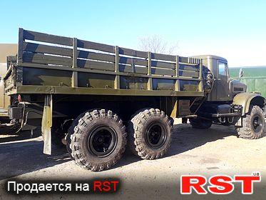 КРАЗ 255Б  1985