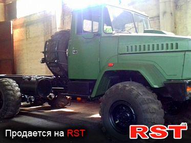 КРАЗ 260  2007