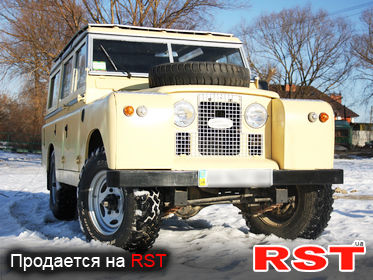 LAND ROVER Series 109 1983