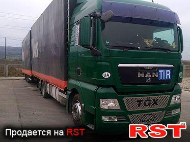 MAN TGX 26360 2010