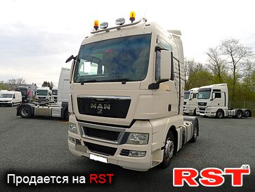 MAN TGX 18-440 BLS XXL  2011
