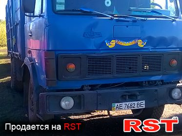 МАЗ 5336  1992
