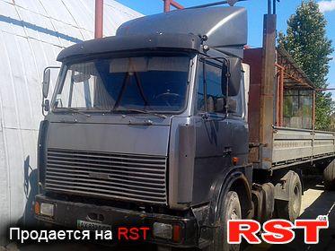 МАЗ 5432-Супер  2001