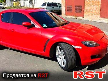 MAZDA RX-8 hp 2003