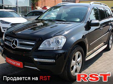 MERCEDES GL-Class 550 2010