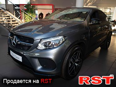 MERCEDES GLE 350d 4MATIC Coupe 2019