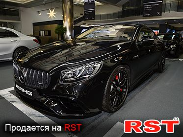 MERCEDES S-Class 63 AMG 4MATIC+ Coupe 2019