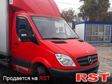 MERCEDES Sprinter 513 2012