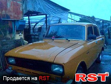 МОСКВИЧ 2140 , обмен 1980
