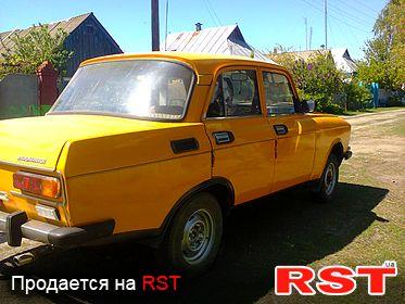 МОСКВИЧ 2140 , обмен 1986