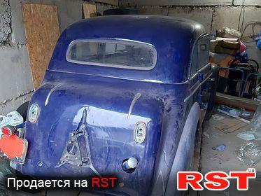МОСКВИЧ 400  1953